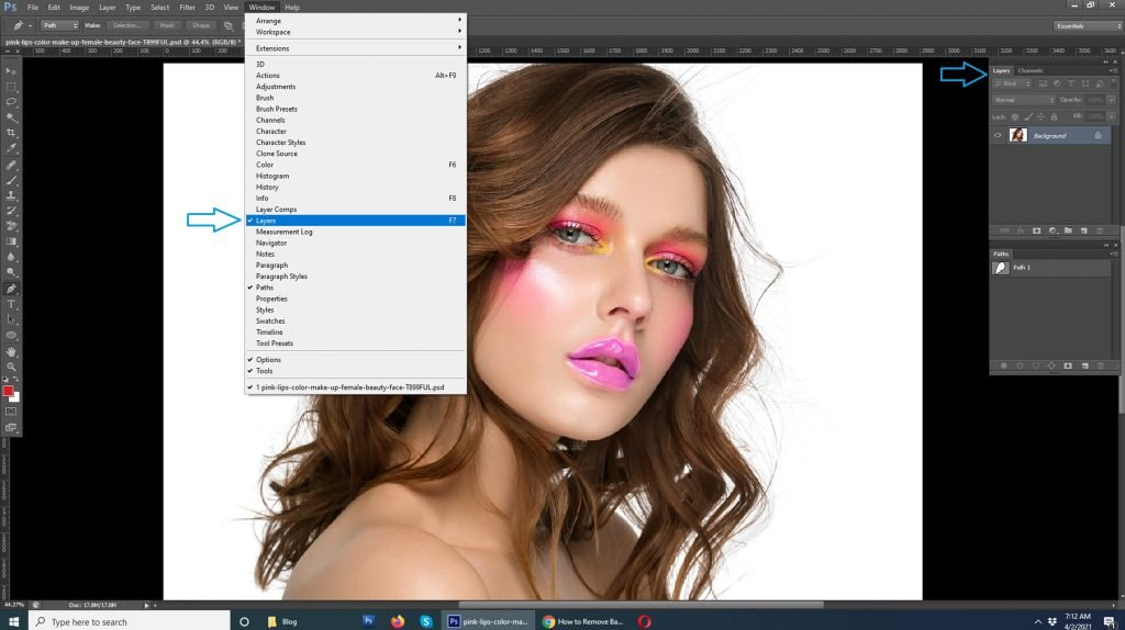 how-to-remove-background-from-hair-in-photoshop